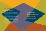 DEN SÆREGNE HØJSKOLE - Interfolk, Institute for Civil Society