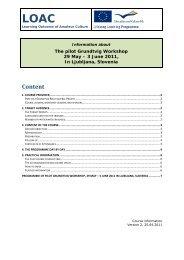 Content - Interfolk, Institute for Civil Society