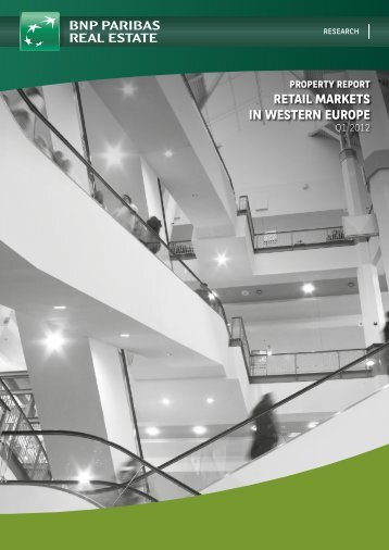 property report retail markets in western europe - QBusiness.pl