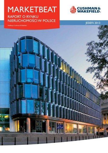 Raport o rynku nieruchomości komercyjnych w ... - QBusiness.pl