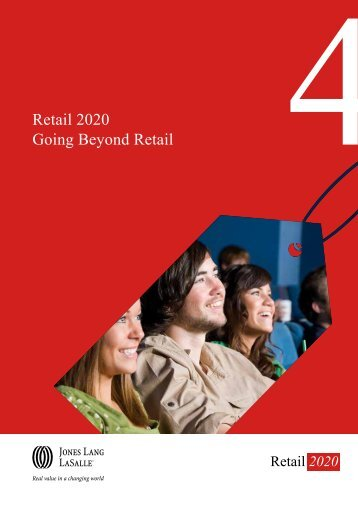 Retail 2020 Going Beyond Retail - BID Leamington