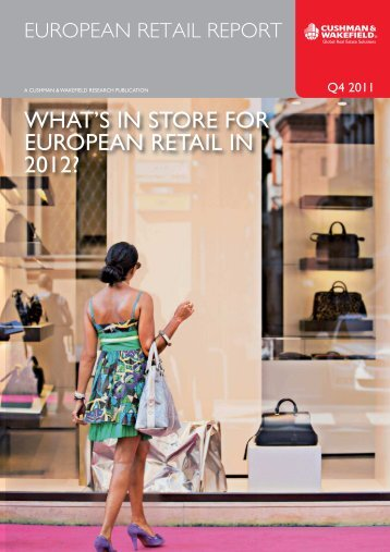 WHAT'S IN STORE FOR EUROPEAN RETAIL IN 2012? - QBusiness.pl