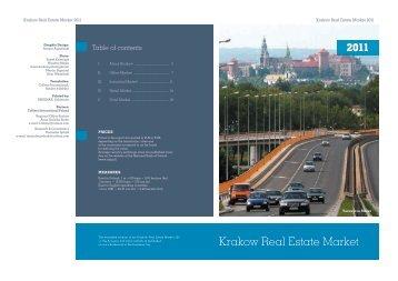 Krakow Real Estate Market