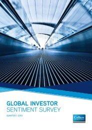 GLOBAL INVESTOR SENTIMENT SURVEY - QBusiness