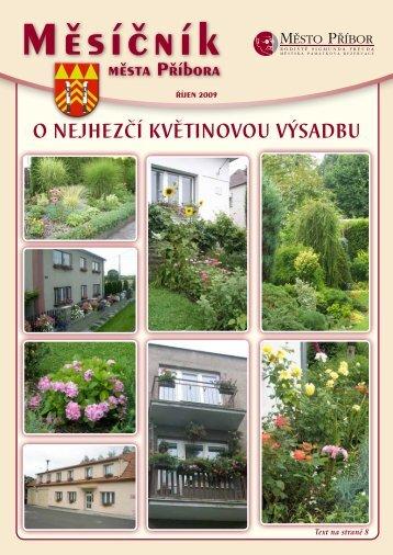 říjen 2009 - PDF ke stažení - Fpavelka.com