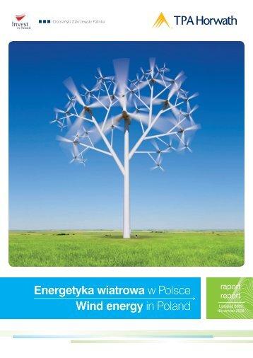 Energetyka wiatrowa w Polsce - Domański Zakrzewski Palinka