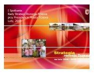 Rada Strategii - pierwsze posiedzenie - Tczew, Urząd Miasta