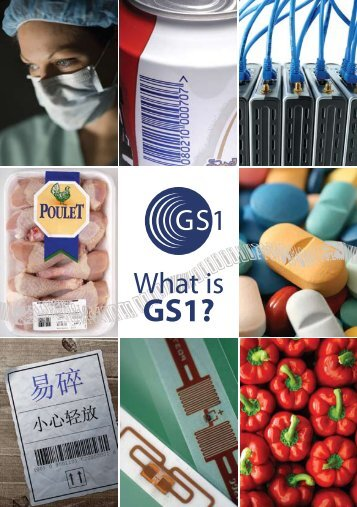 "Download the ""What is GS1?"" brochure"
