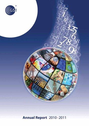 Annual Report 2011 - GS1