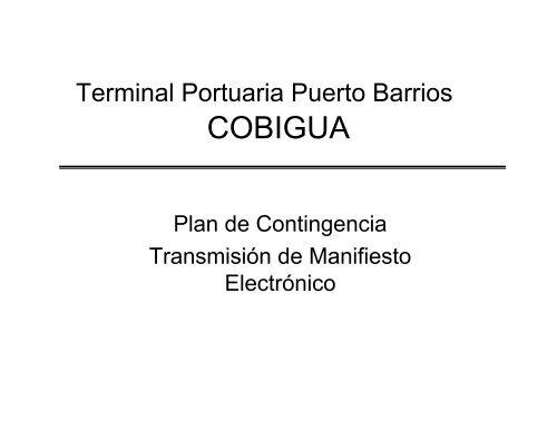 Plan de contingencia COBIGUA.pdf - GS1