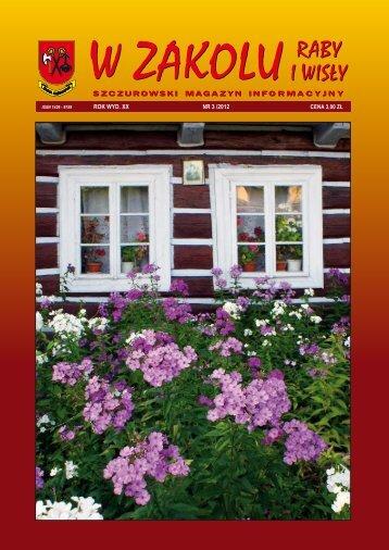 Numer 3/2012 - Gminne Centrum Kultury Czytelnictwa i Sportu w ...
