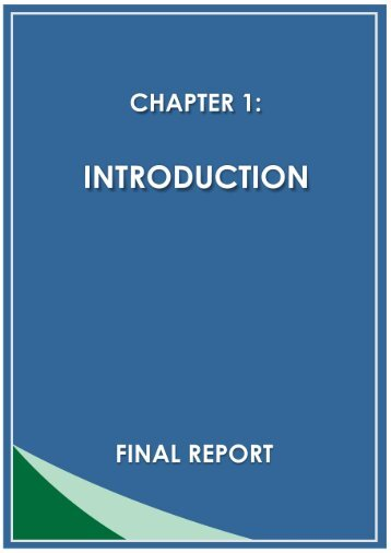chapter 1. introduction - Enviro Dynamics Namibia