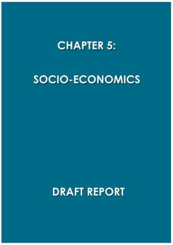 Chapter 5 - Socio-economics.pdf - Enviro Dynamics Namibia