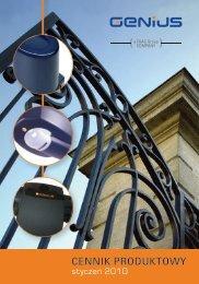 Katalog Genius 2010 - Faac