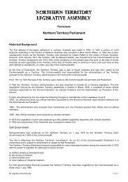 2004 The Top End Appendix.pdf - jimrussell.id.au