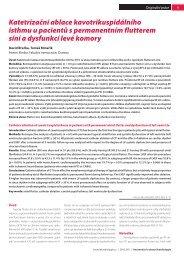 Otevřít - Intervenční a akutní kardiologie