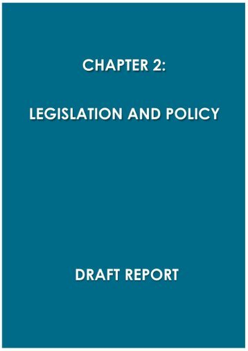 Chapter 2 - Legislation and Policy.pdf - Enviro Dynamics Namibia