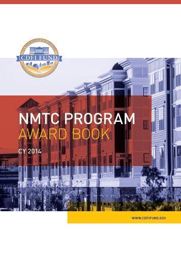 2014 NMTC Program Award Book