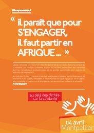 Pour en savoir plus... - Agropolis International