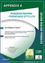 Final - Enviro Dynamics Namibia