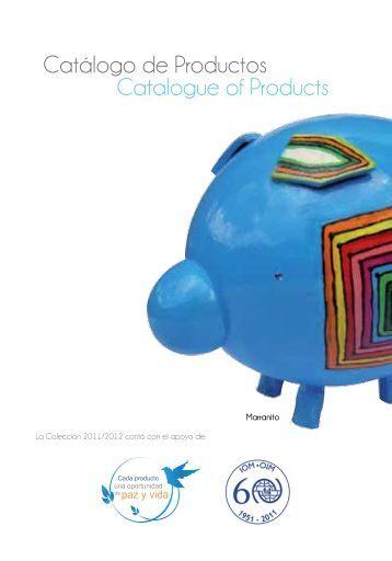 Catalogo de Productos - OIM Colombia
