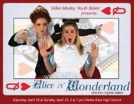 Saturday, April 18 & Sunday, April 19, 2 & 7 pm Olathe East High ...