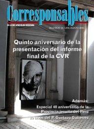 Corresponsables 34 - Jesuitas del Perú