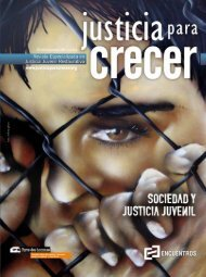 JPC Nº 14 - Justicia Juvenil Restaurativa