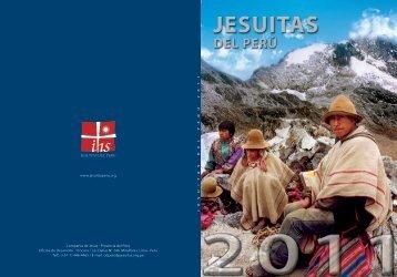 Anuario 2011 - Jesuitas del Perú