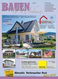 Bauen und Wohnen 2011