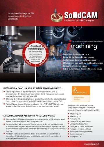 Brochure SolidCAM (PDF)