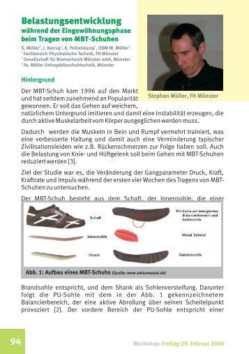 Belastungsentwicklung 94 - Ortholine - Studiengemeinschaft ...