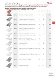 SpeedUp™. Elementy lekkiego systemu ogrzewania podłogowego ...