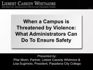 preventing violence and disruptions in the schools and workplace