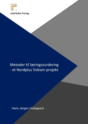 Læs projektrapporten - Interfolk, Institute for Civil Society