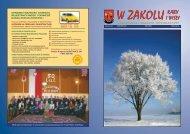 Numer 4/2004 - Gminne Centrum Kultury Czytelnictwa i Sportu w ...