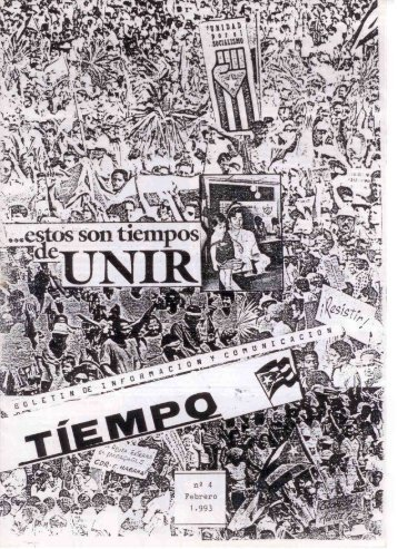 Febrero de 1993 - Revista Tiempo de Cuba