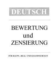 bewertung_zensierung_deutsch - Bildungsserver Mecklenburg ...