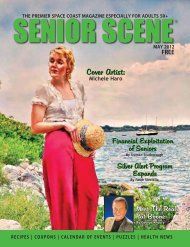 May 2012 - Senior Scene Magazine