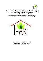 Fachakademie für Hauswirtschaft - hauswirtschaft.de