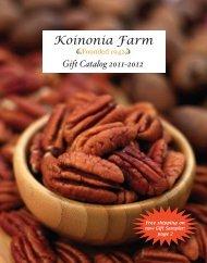 Fair Trade - Koinonia Farm