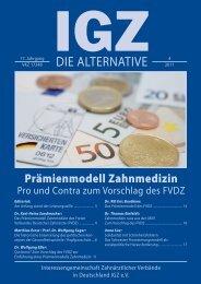 Ausgabe 4-2011 - I-g-z.de