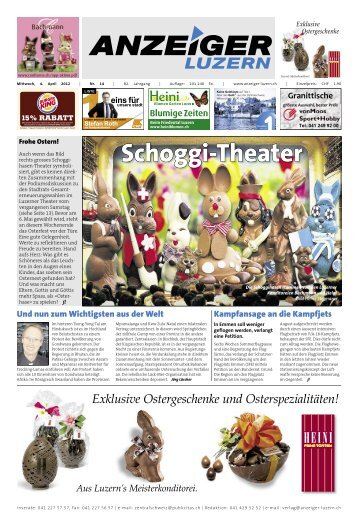 Schoggi-Theater