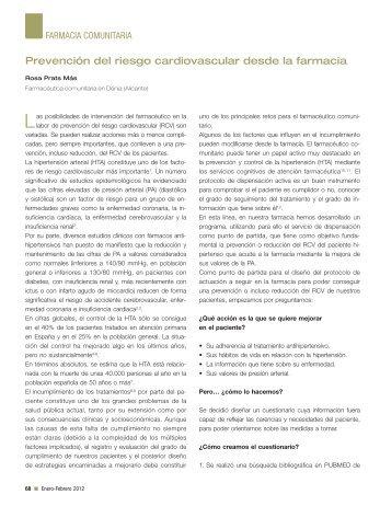 FARMACIA COMUNITARIA 2_MaquetaciÛn 1 - Aula de la Farmacia