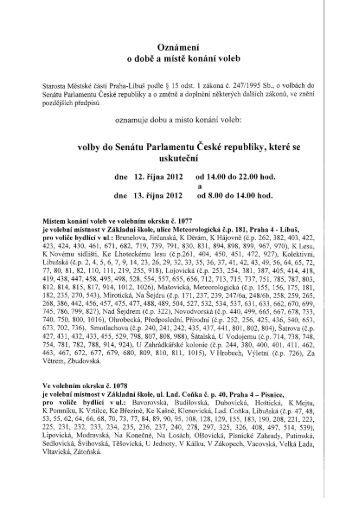 strana 1 - Libuš