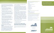 Post-Employment 403(b) Contributions - WEA Trust Member Benefits