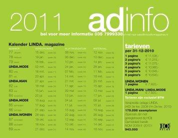 linda. - Magazines.nl
