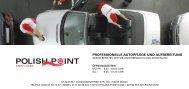 Flyer als .pdf downloaden - Polish Point Bonn