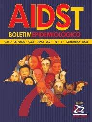 análise dos dados referentes à aids no estado de são paulo