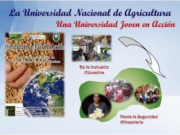Honduras - Universidad Nacional de Agricultura